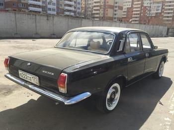 Аренда автомобиля Газ-24 с водителем 0
