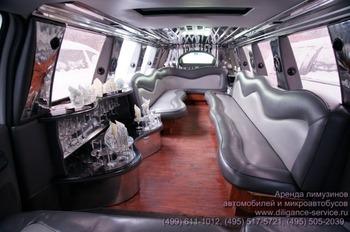 Аренда автомобиля Ford Excursion  с водителем 6
