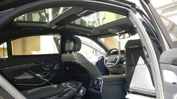 Аренда автомобиля Mercedes 222  с водителем 1
