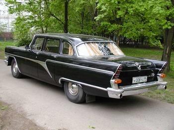 Аренда автомобиля ГАЗ-13 Чайка  с водителем