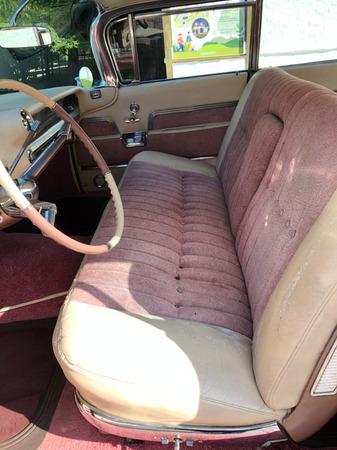 Аренда автомобиля Cadillac  Эльдорадо-59 с водителем 3