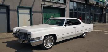 Аренда автомобиля Cadillac Deville с водителем 0