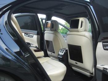 Аренда автомобиля Mercedes-Benz S-class (W221) [320] с водителем 0