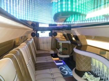 Аренда автомобиля Лимузин Infiniti FX-35   с водителем 3