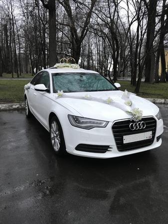 Аренда автомобиля Audi А6  с водителем 3
