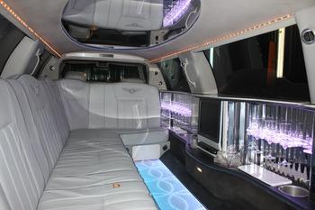 Аренда автомобиля Лимузин Bentley  с водителем 1