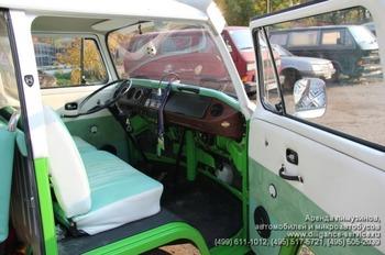 Аренда автомобиля VW T2  с водителем 0