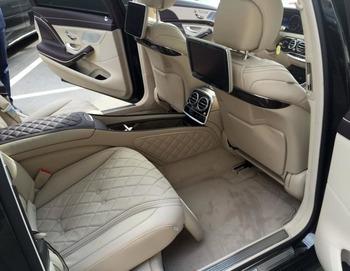 Аренда автомобиля Maybach S222  с водителем 4