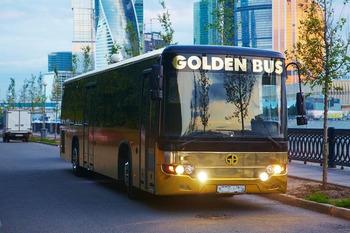 Аренда автомобиля Party Bus Gold с водителем