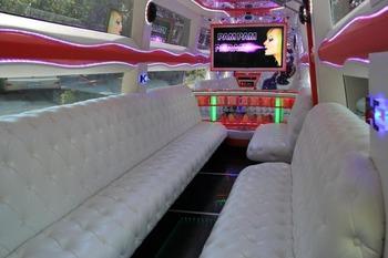 Аренда автомобиля Mega Hummer H2 артю93073 с водителем 0