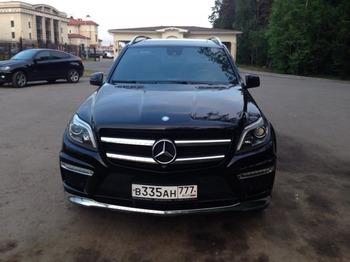 Аренда автомобиля Mercedes GL  с водителем 0