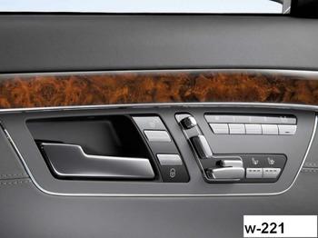 Аренда автомобиля Mercedes  S-class (W221)  с водителем 1