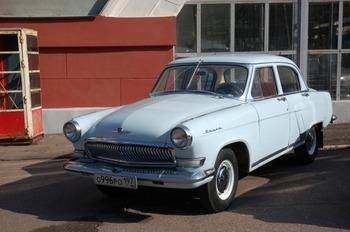 Аренда автомобиля ГАЗ 21 Волга  с водителем