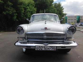 Аренда автомобиля Газ 21 (Волга)  с водителем 0