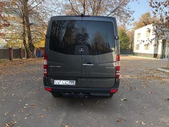 Аренда автомобиля Мерседес Спринтер VIP с водителем 4