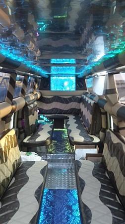 Аренда автомобиля Hummer H2  с водителем 4