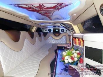 Аренда автомобиля Chrysler 300C  с водителем 2