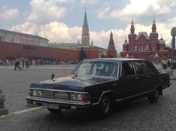 Аренда автомобиля Чайка ГАЗ 14-02 с водителем 7