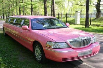 Аренда автомобиля Лимузин Lincoln Town Car  с водителем