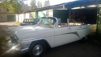 Аренда автомобиля Ретро-автомобиль Чайка ГАЗ 13Б  с водителем 5