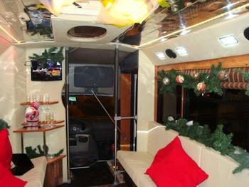 Аренда автомобиля Ford Partybus (18 мест) с водителем 6