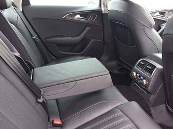 Аренда автомобиля Audi A6  с водителем 1