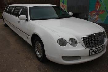 Аренда автомобиля Лимузин Bentley  с водителем