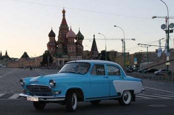 Аренда автомобиля Газ-21 Волга  с водителем 1