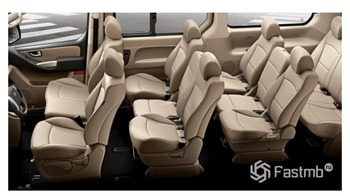 Аренда автомобиля Hyundai Grand Starex 10 мест с водителем 0