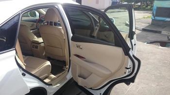Аренда автомобиля Lexus RX350  с водителем 1