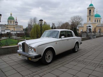Аренда автомобиля Rolls-Royce Silver Shadow   с водителем 5