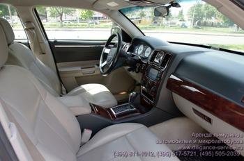 Аренда автомобиля Chrysler RR . с водителем 2