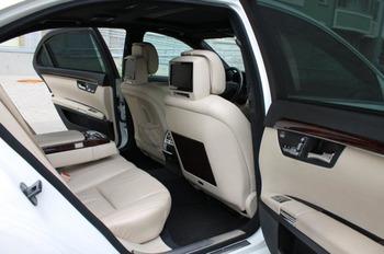 Аренда автомобиля Mercedes S221 Long  с водителем 2