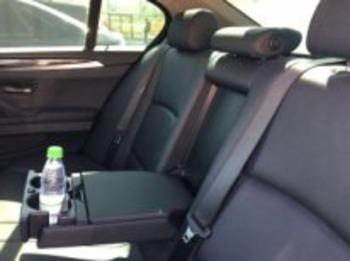 Аренда автомобиля BMW-525  с водителем 1