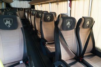 Аренда автомобиля Foxbus  с водителем 3
