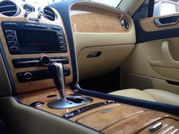 Аренда автомобиля Bentley Continental Flying Spur. с водителем 2