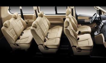 Аренда автомобиля Hyundai Starex с водителем 0