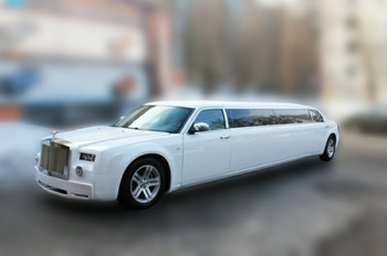 Аренда автомобиля Лимузин Chrysler RR   с водителем