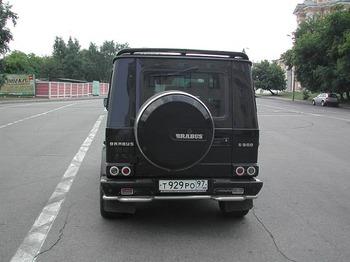 Аренда автомобиля Mercedes-Benz G-class с водителем 0