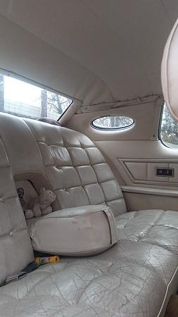 Аренда автомобиля   Lincoln Mark IV купе с водителем 1
