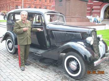 Аренда автомобиля ГАЗ М-1  с водителем 0