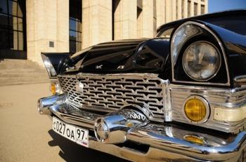 Аренда автомобиля Чайка 1971  с водителем 4