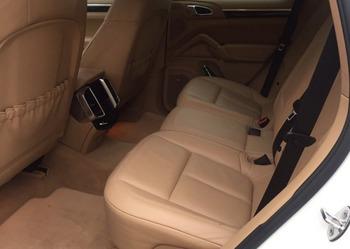 Аренда автомобиля Porshe Cayenne S с водителем 1