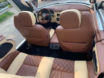 Аренда автомобиля ГАЗ-21 кабриолет  с водителем 5