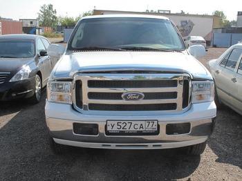 Аренда автомобиля Ford Excursion  с водителем
