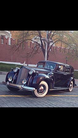 Аренда автомобиля Packard Twelve  с водителем
