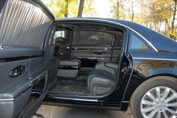 Аренда автомобиля Maybach 62 с водителем 3