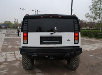 Аренда автомобиля Hummer H2  с водителем 5