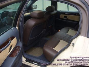 Аренда автомобиля Excalibur  с водителем 2