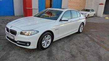 Аренда автомобиля BMW-5  с водителем 0